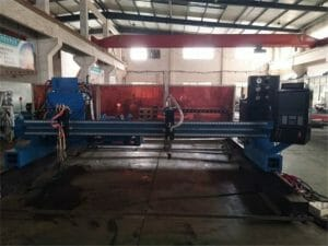 Aluminium-Gantry-CNC-Plasma-flame-Cutting-Machine47