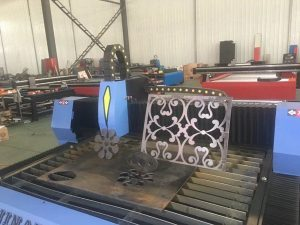 CE Cejna Kredê ya Kredê ya CNC Plasma Cutting Machine Cheap