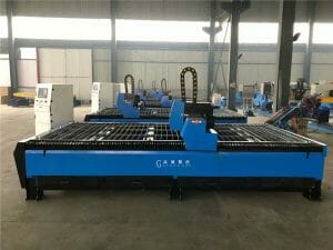 cnc arc plasma bench bench machine