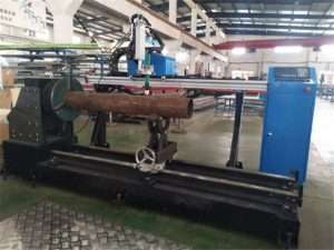 cnc metal metal pipe plate cutting machine new condition